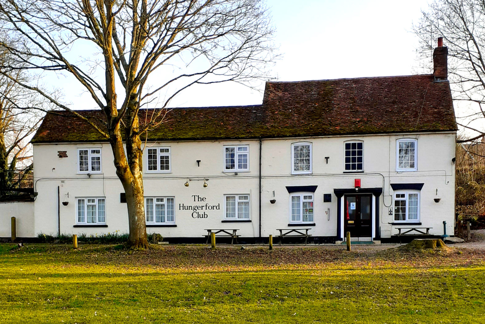 The Hungerford Club, The Croft, Hungerford
